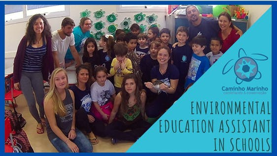 Environmental Education Assistant in Schools