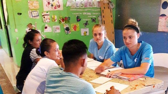 Teaching English & Community Development