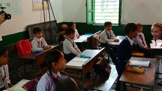 English Teaching Instuctor