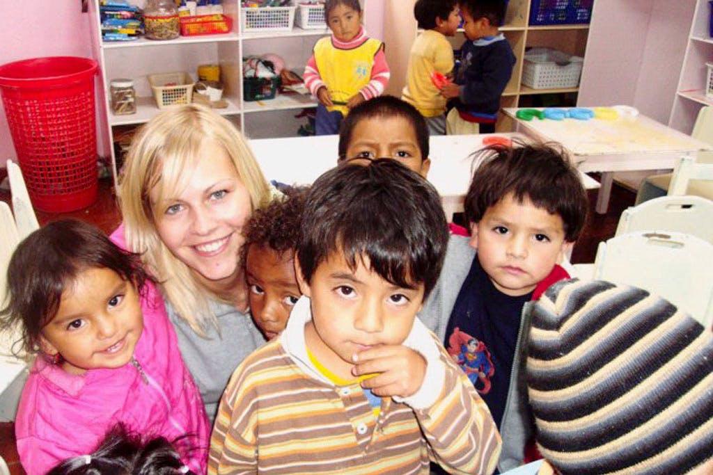 Help Children from Indigenous Communities