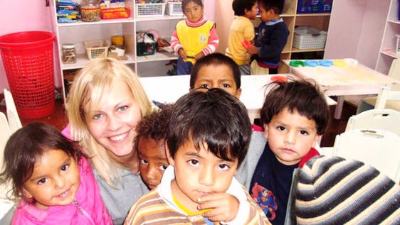 Help Children from Indigenous Communities
