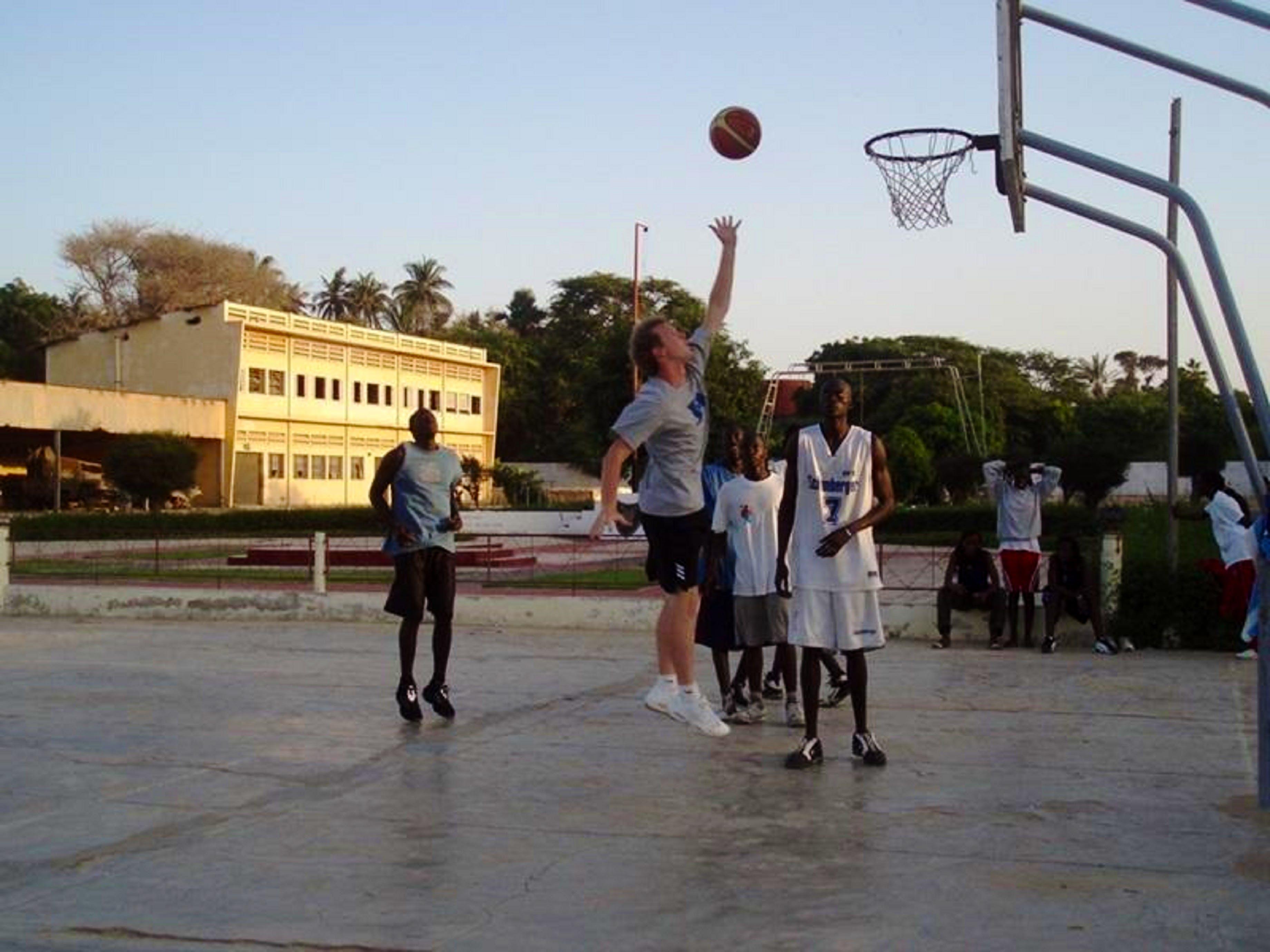 Youth BasketBall Coach