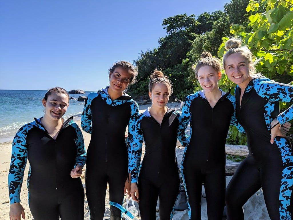 Great Barrier Reef Marine Conservation