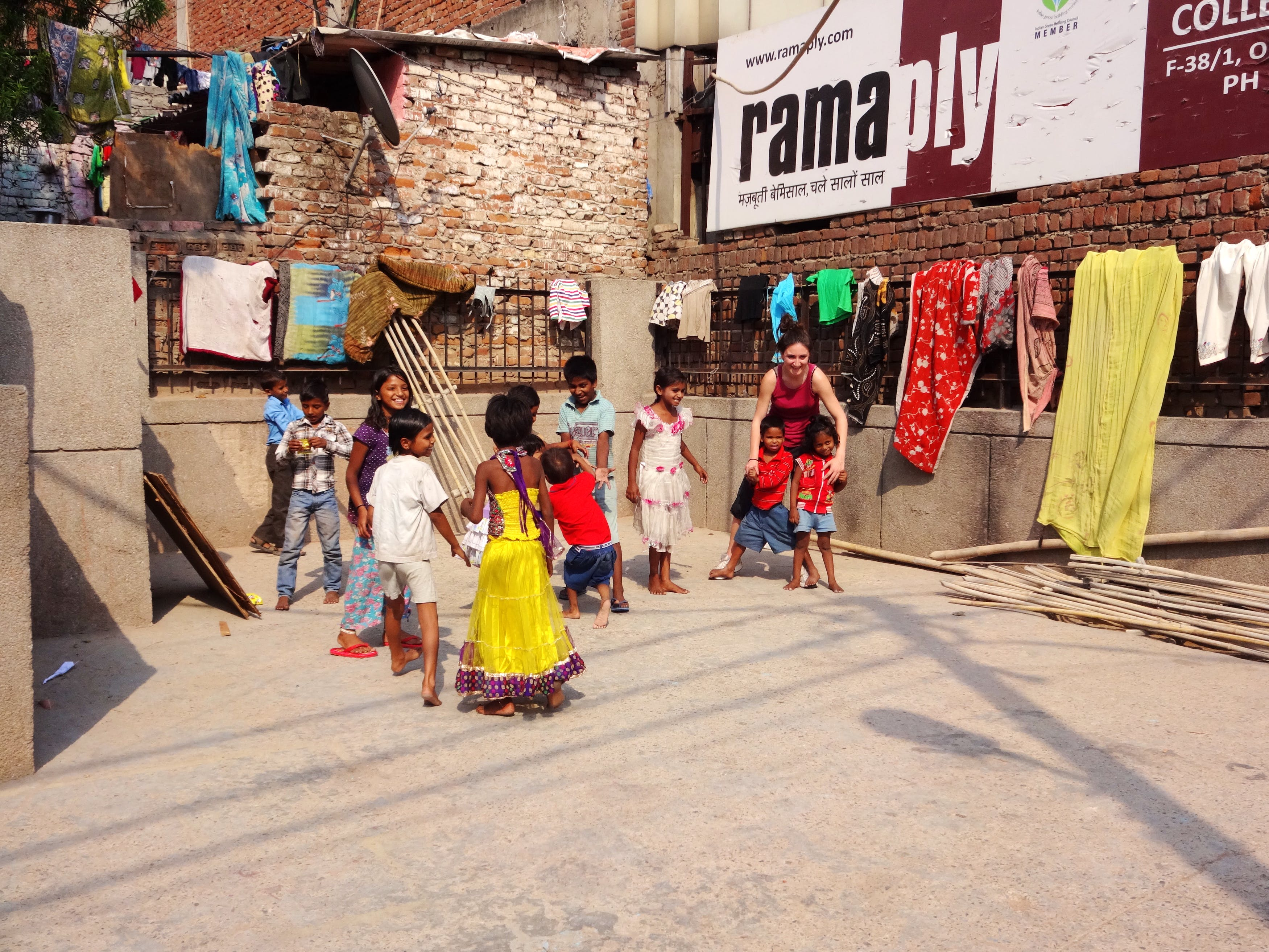 Provide Essential Life-Skills to Street Children