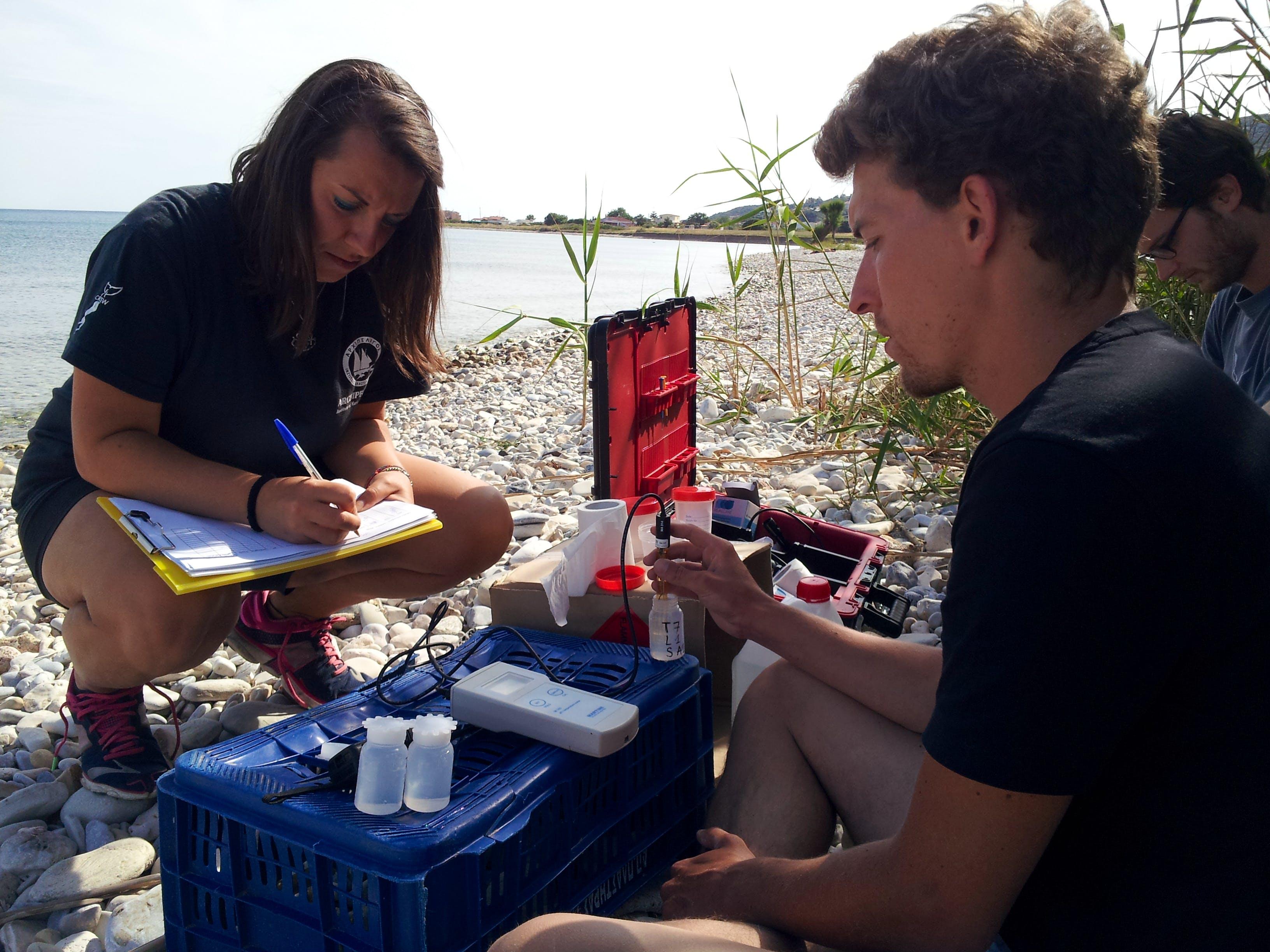 Coastal Biodiversity and Invasive Species Research