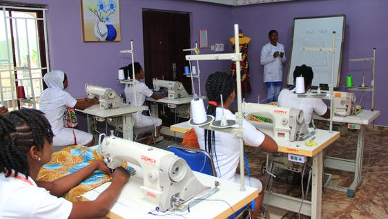 Womens Economic Empowerment & Vocational Training