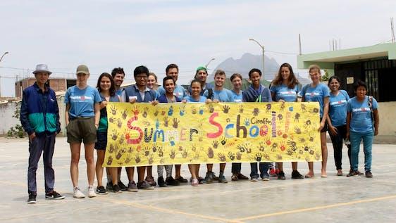 Summer School Teacher