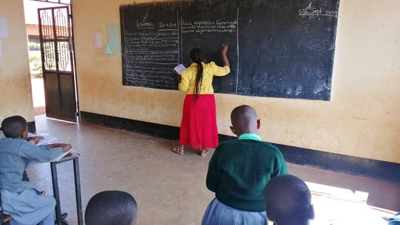 Teaching and Educating the World
