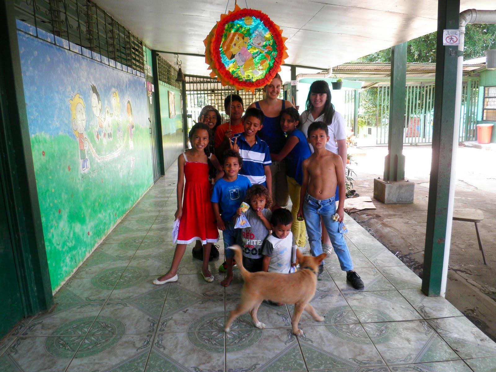 Improve English Skills of Local Students