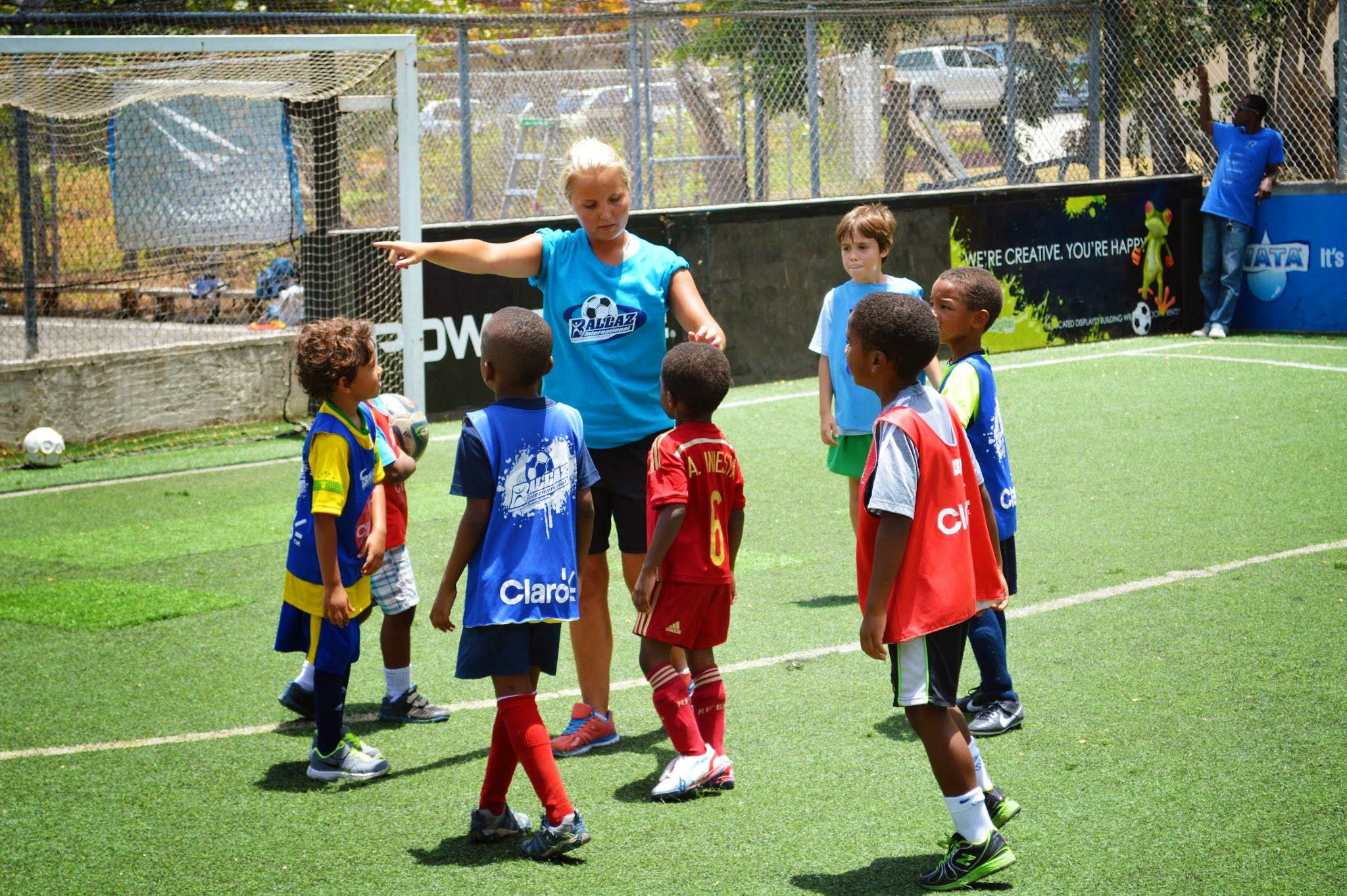 Sports Coach for Community Kids