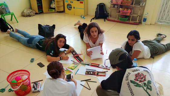 International Development Internship