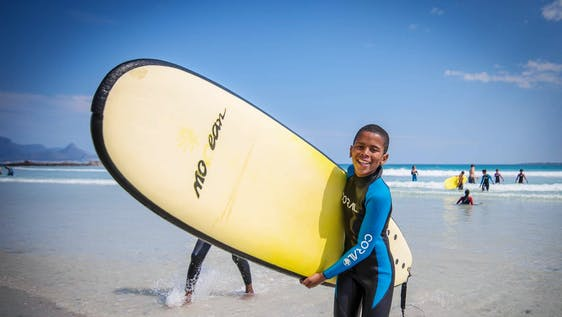 Swimming & Surfing Instructor
