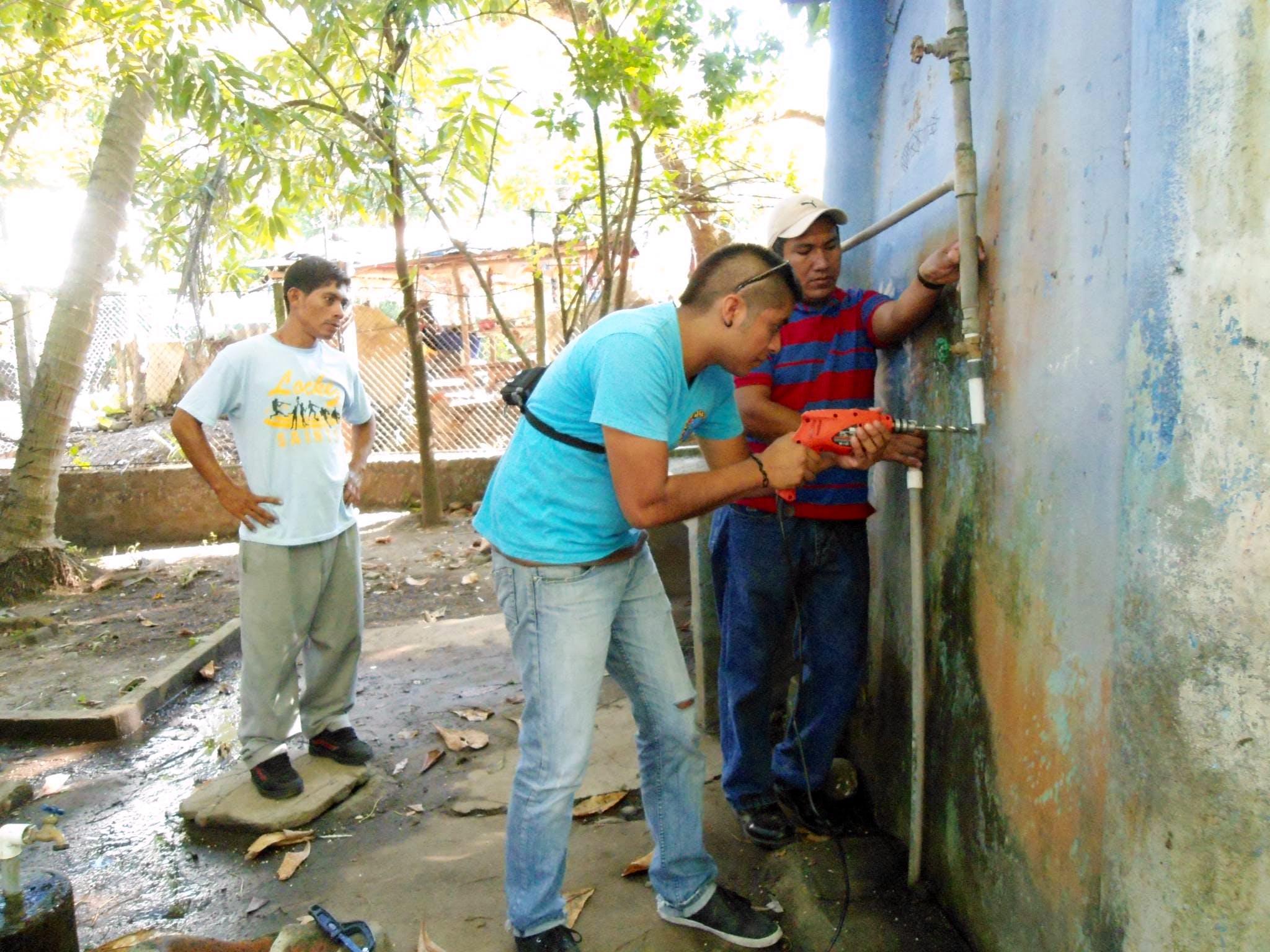 Clean Water Ambassador in Local Community