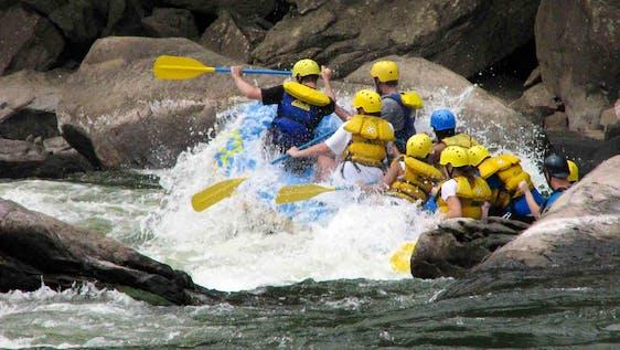 Zambezi White Water Rafting EduTour