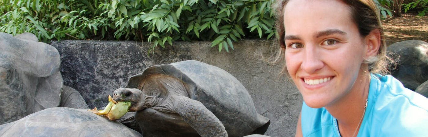 Giant Tortoise Breeding Center