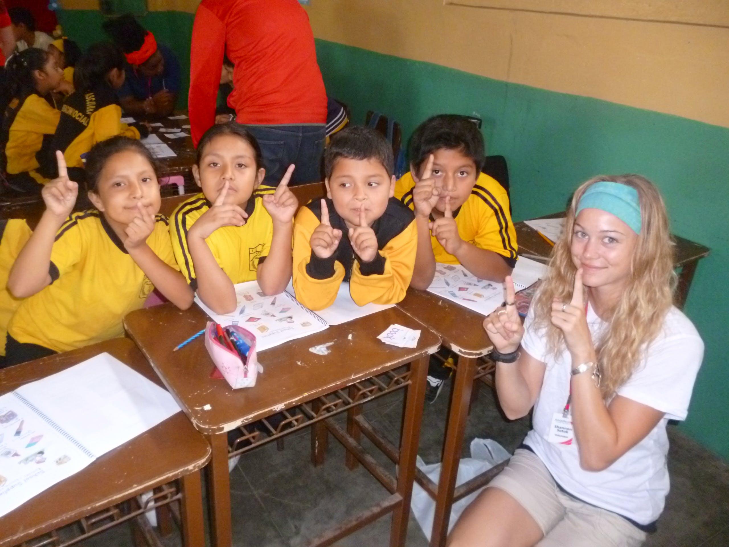 English Class Teacher