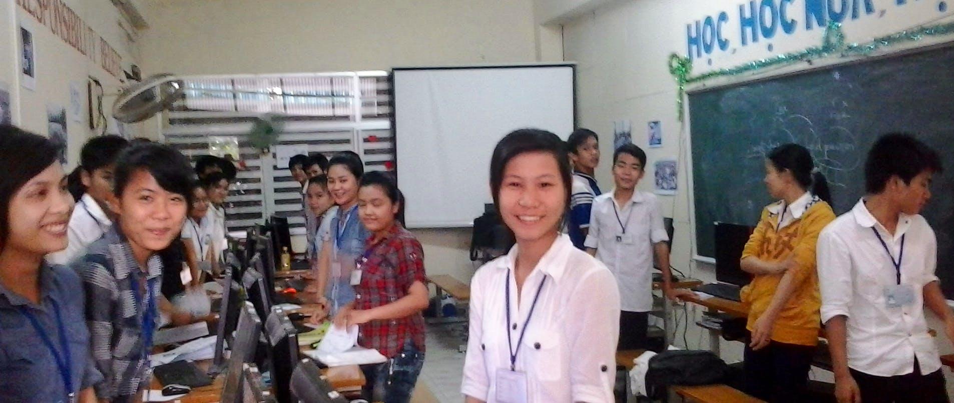 Teaching University Students