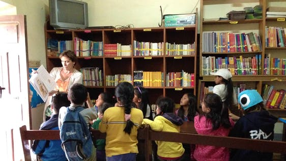 Literacy Ambassador
