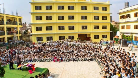Powering the Public schools