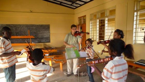 Music School Teacher