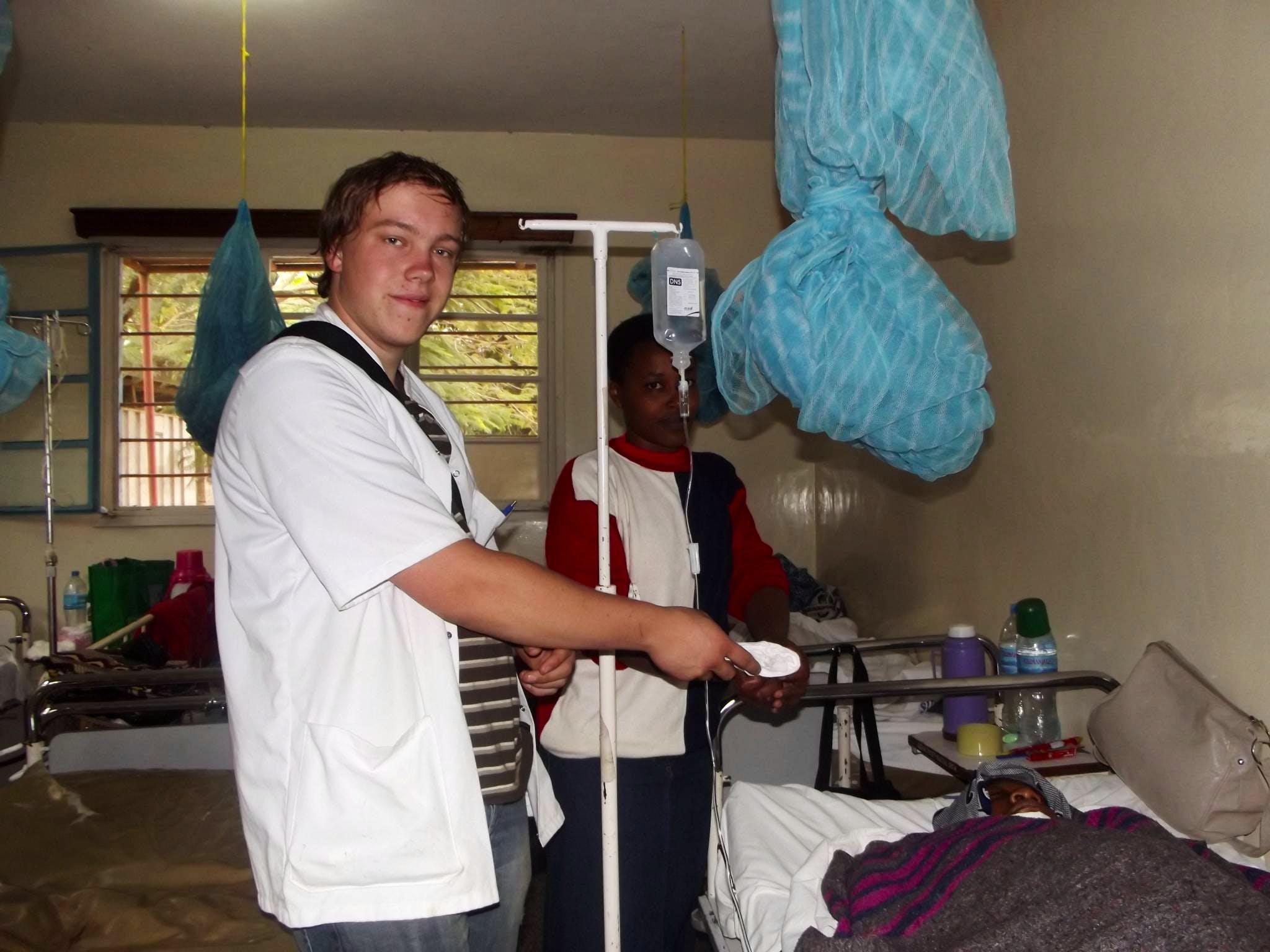 Medical Assistant Zanzibar