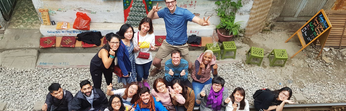 Teaching English & Cultural Exchange