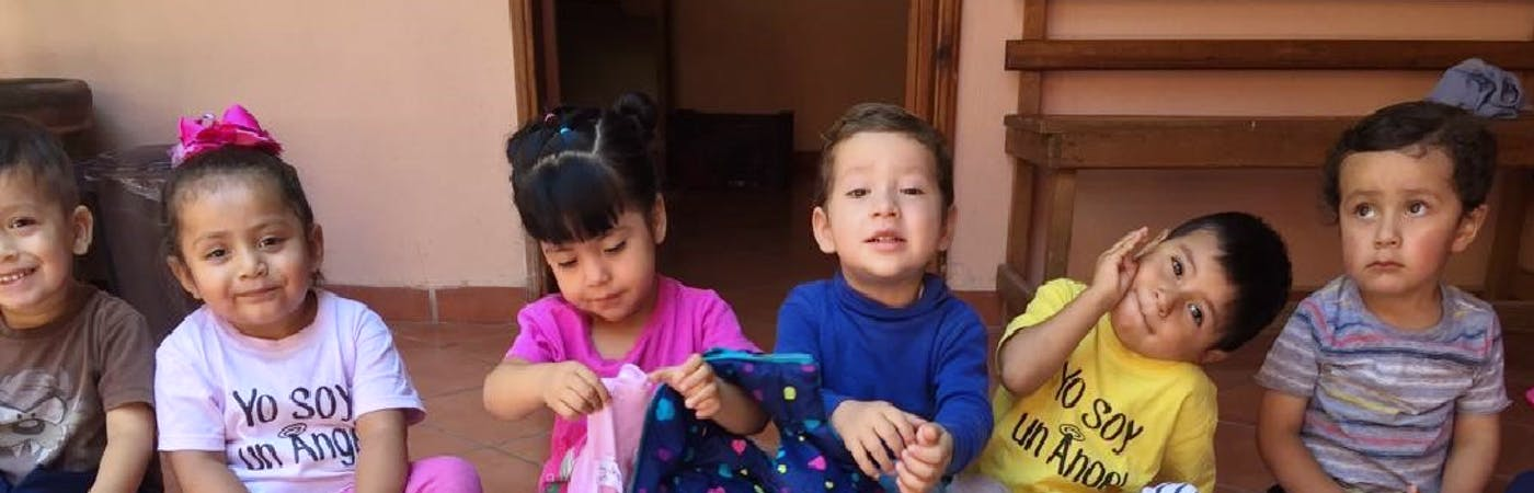 Help Low-Income Children In a Daycare in Mexico
