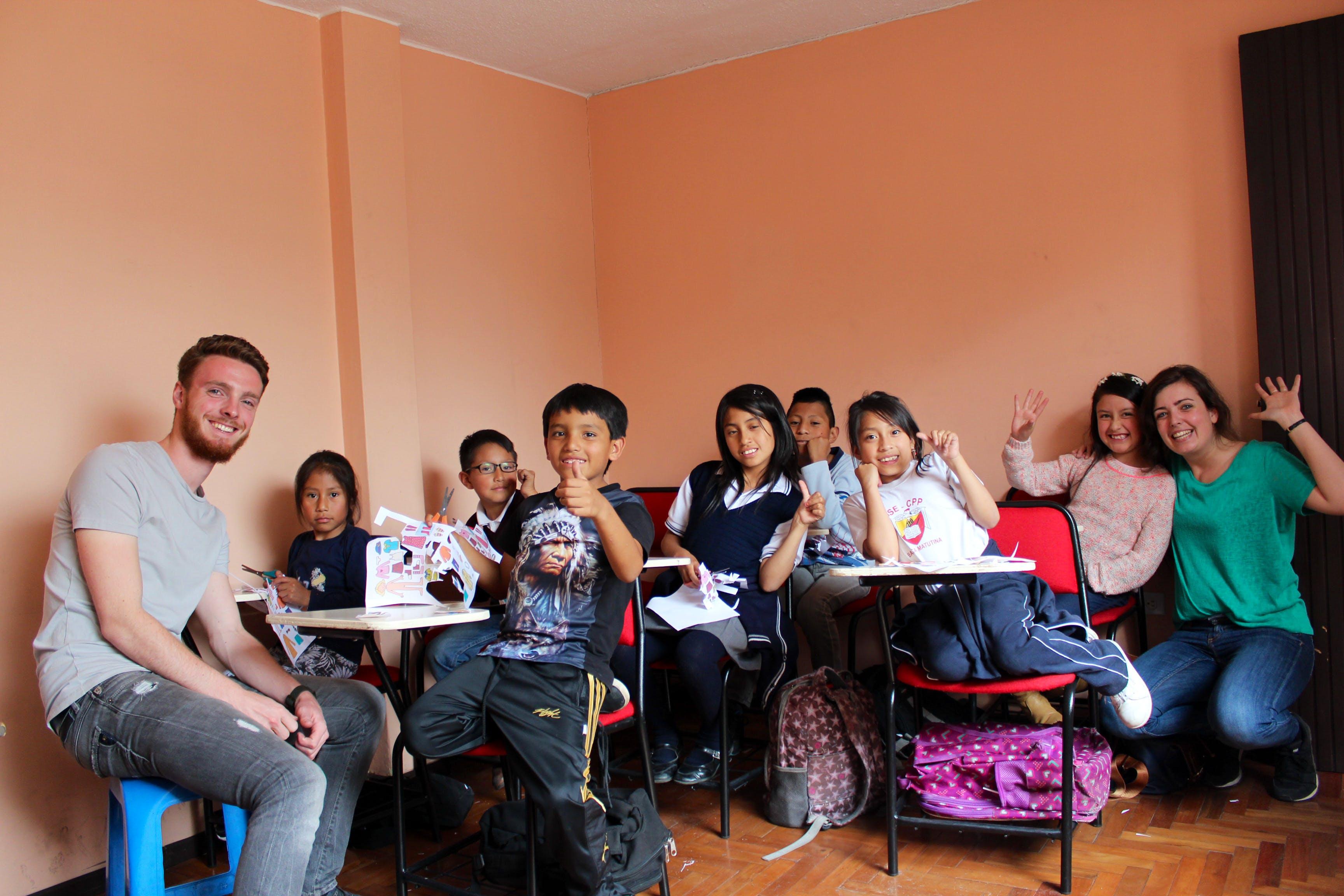 Teacher for English Classes