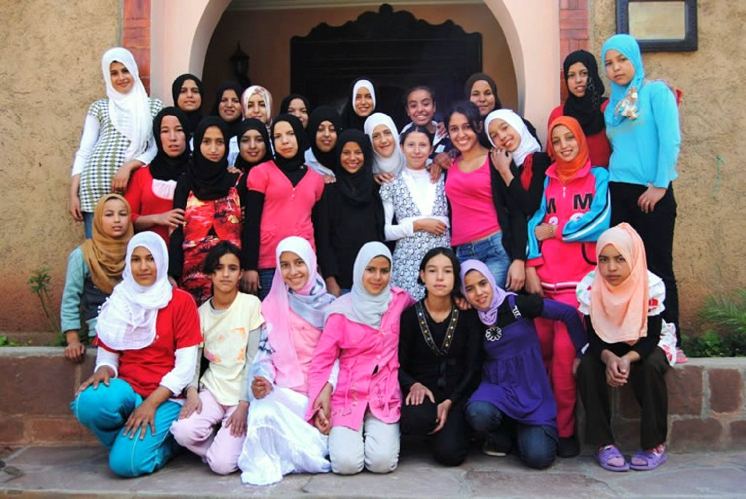 Educational Supporter for Girls