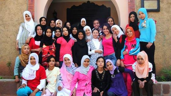 Educational Supporter for Girls
