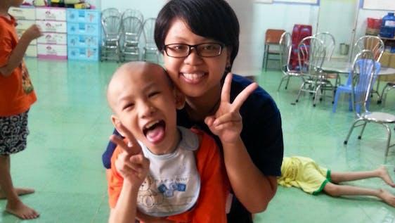 Assist Disabled Children