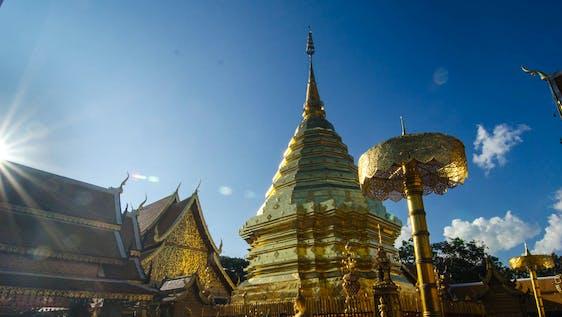 Temples of Thailand EduTour