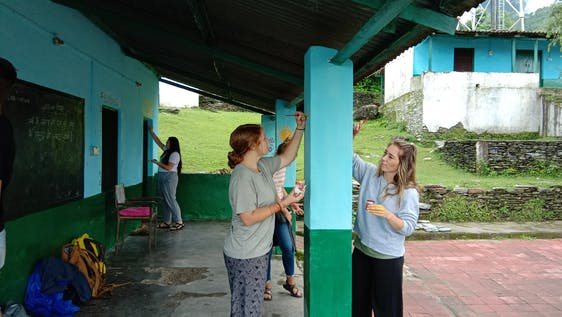 Renovating of Community Houses