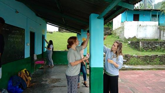 Renovating of Community Houses