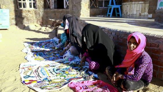 Women Empowerment Supporter - Bedouin Community