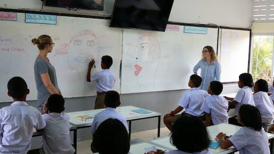 Global Public Health Short Term Internship