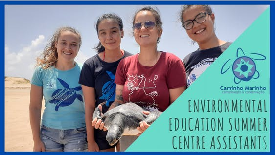 Environmental Education SUMMER Centre Assistant
