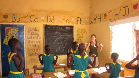 Support Girl Education