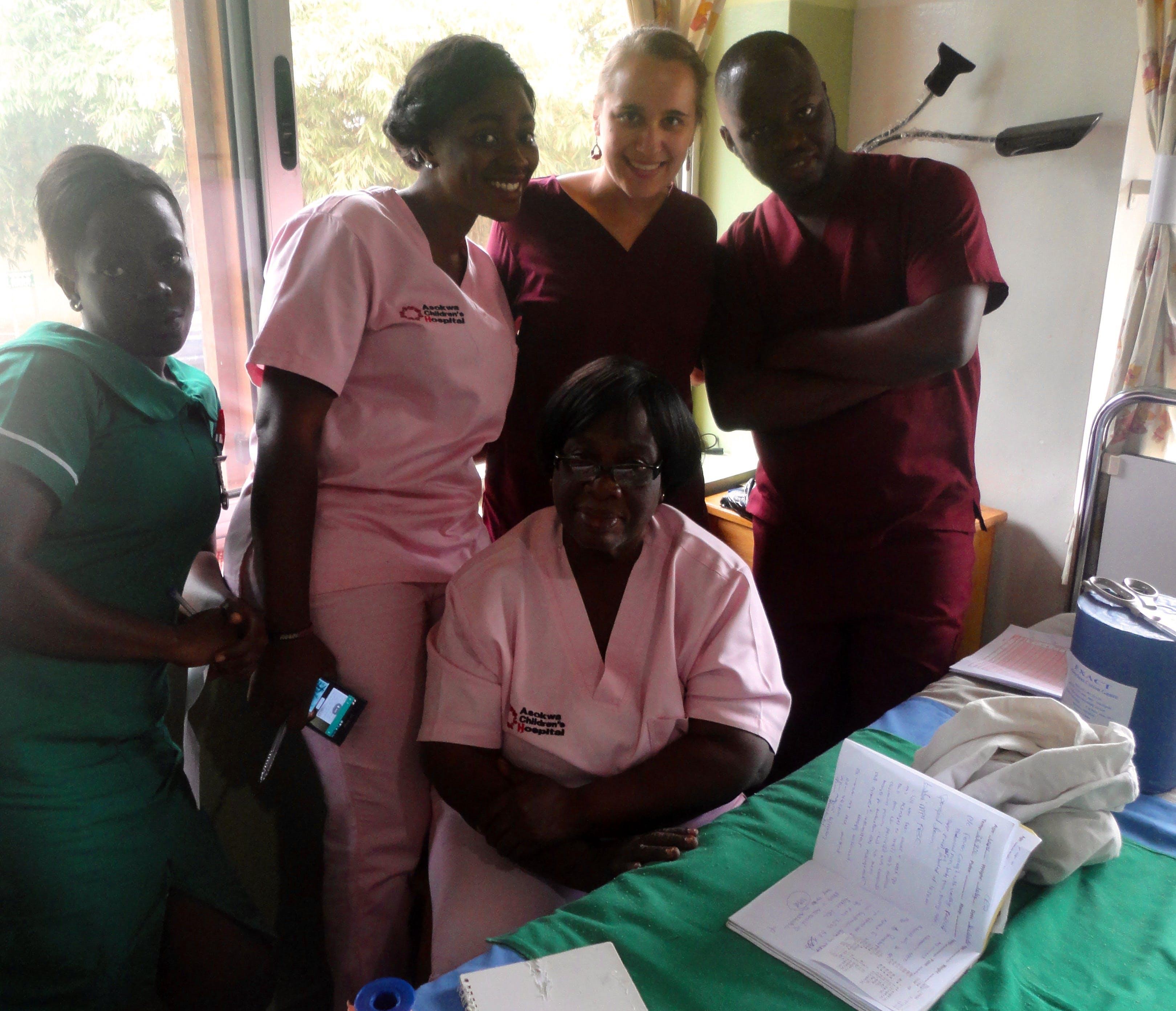 Medical Internship Assistant