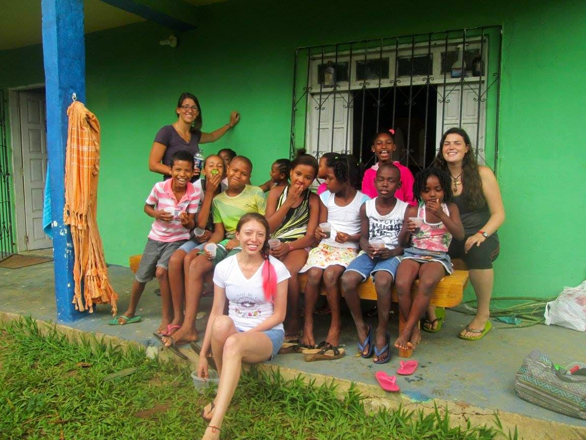 Youth Development in Tropical Town