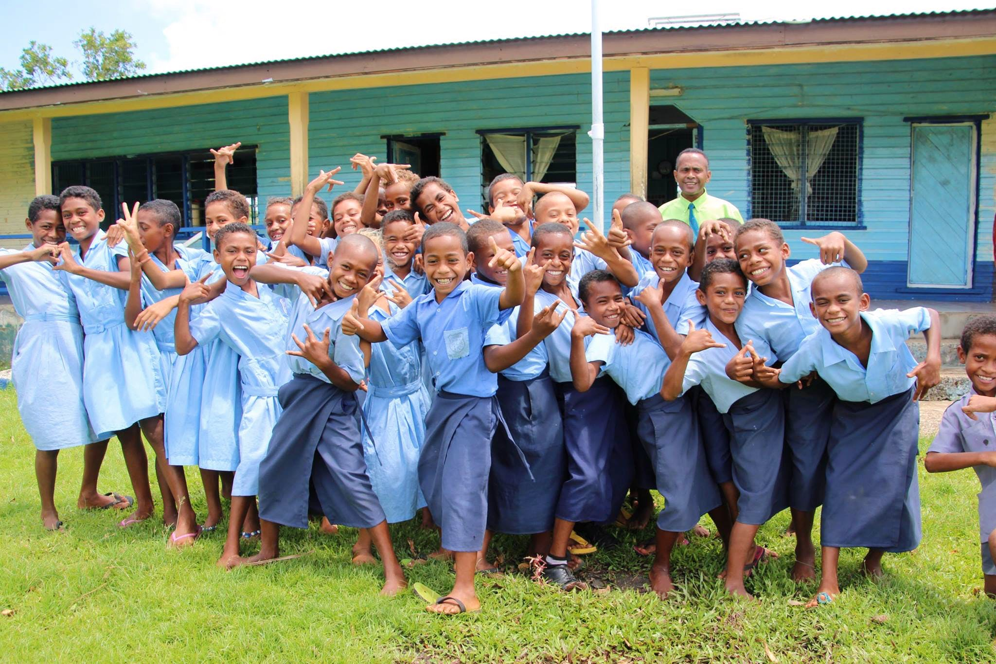 Island Teaching & School Development Support Fiji