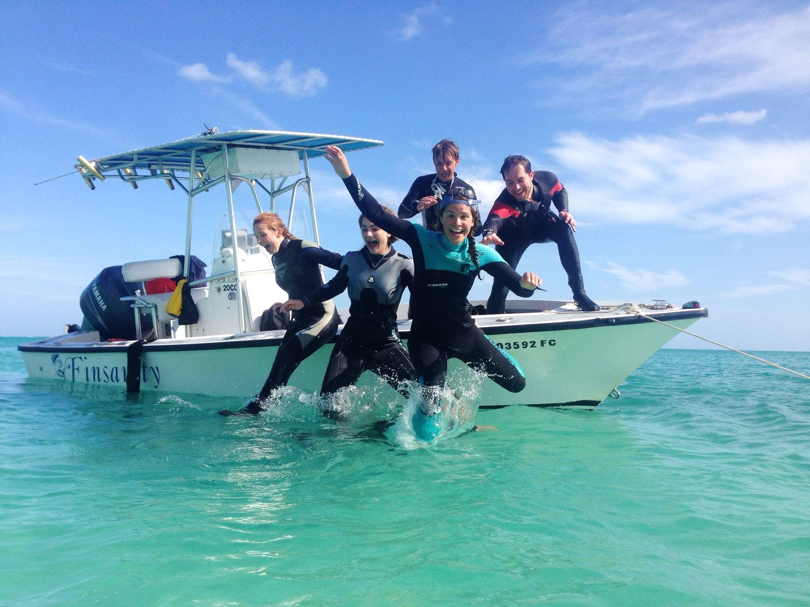 Marine Environment Conservation