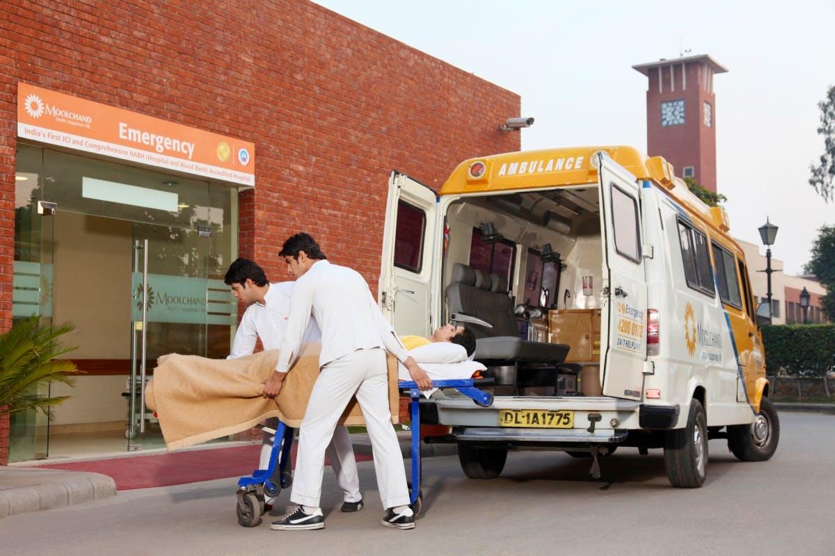 Medical Internship in Hospital