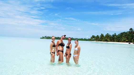 Maldives Island Adventure