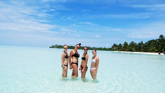 Maldives Island Experience