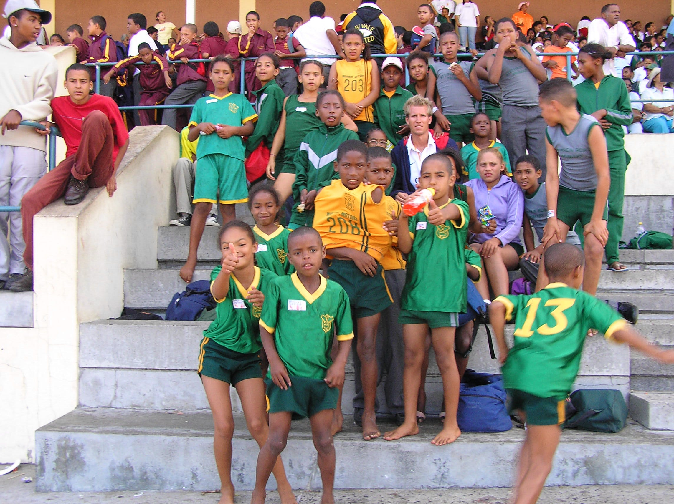 Sports Coaching for Kids