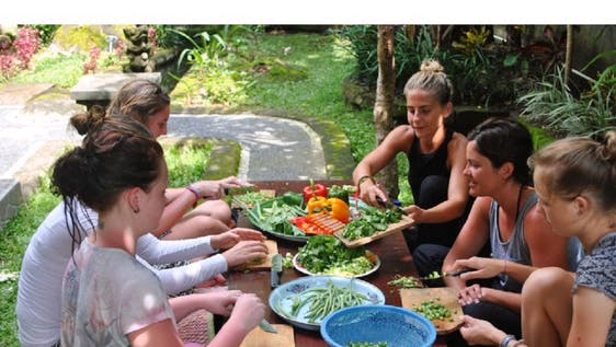 Nutrition & Healthcare Education Bali