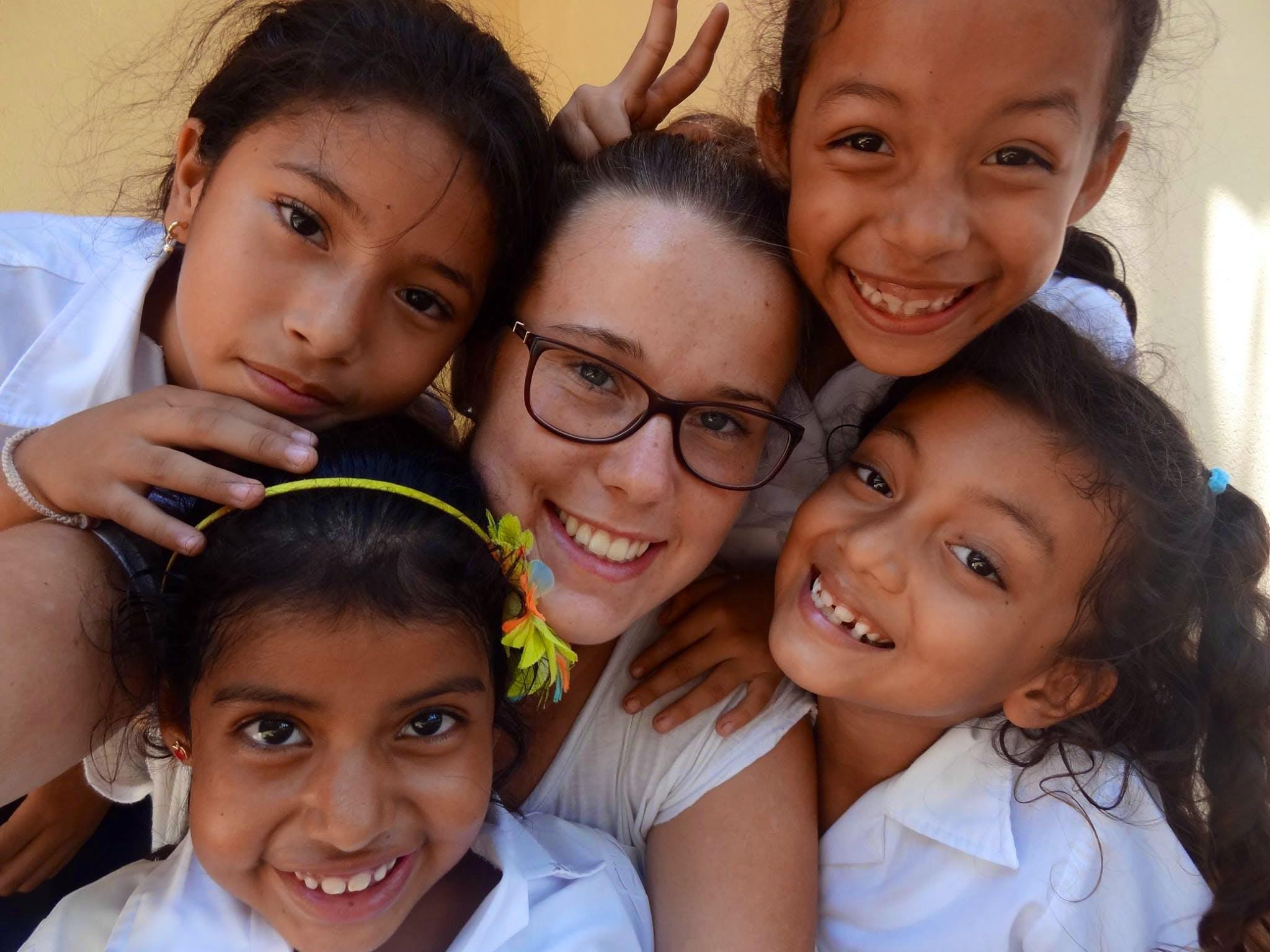 Support Children in Local Schools