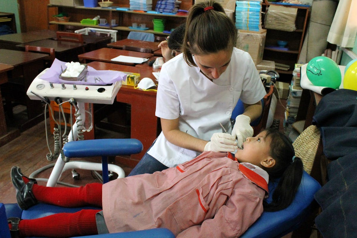 Dental Care Assistant