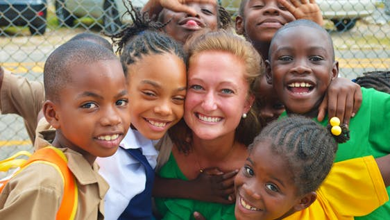 Teaching Volunteer Projects in Jamaica